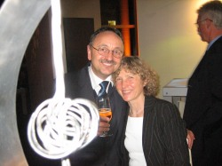 Walter and Veronika Stein - Creator of Ideas 2006